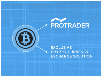 Protrader crypto exchange solution